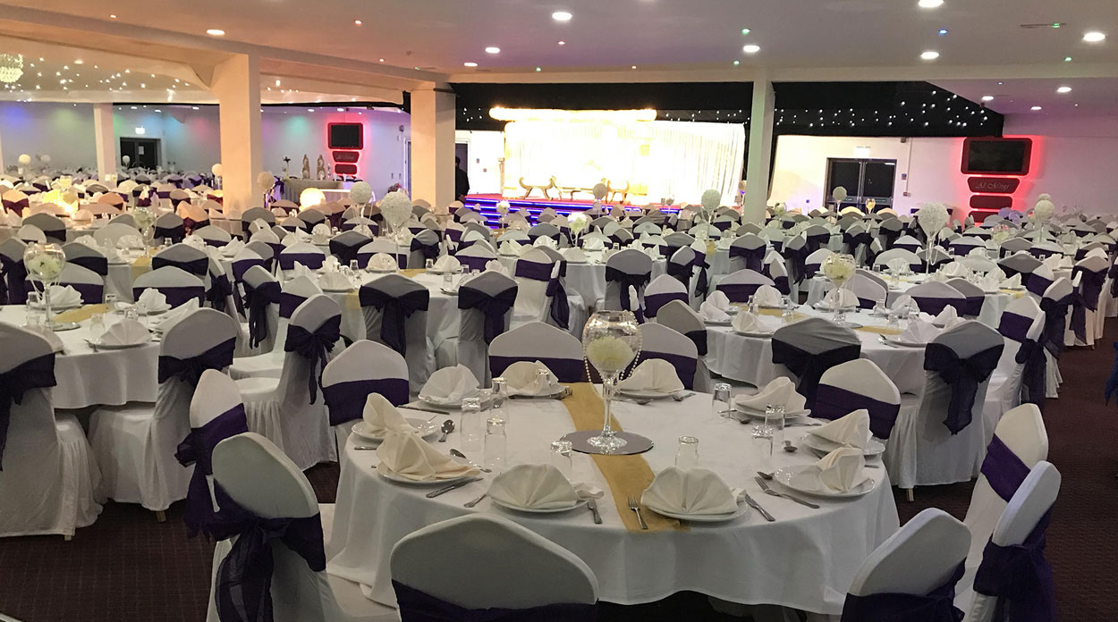 Asian Wedding Hall Birmingham