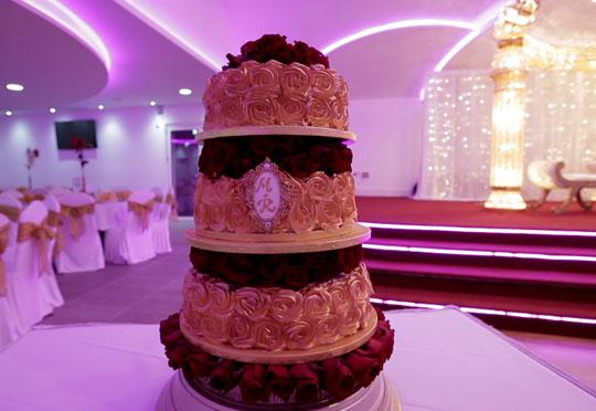Wedding Cakes Wolverhampton